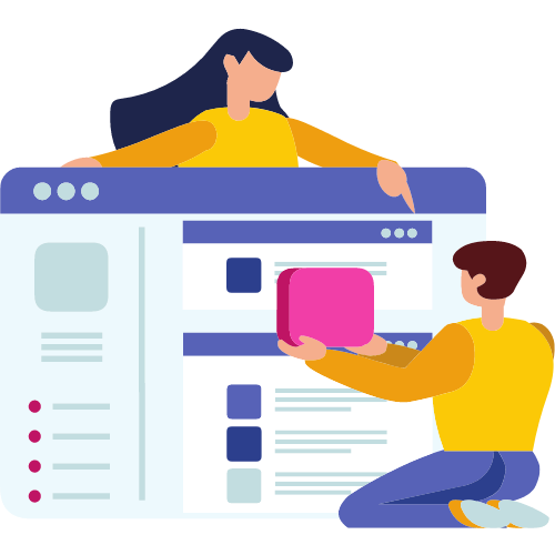 A flexible and reactive website design with full training from our experts will help you boost sales and recognition of your brand.